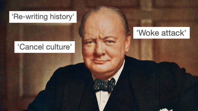The rebranding of the charity set up in honour of Sir Winston Churchill has been criticised