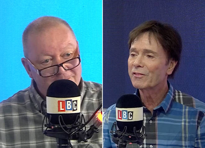 Steve Allen was In Conversation With Cliff Richard