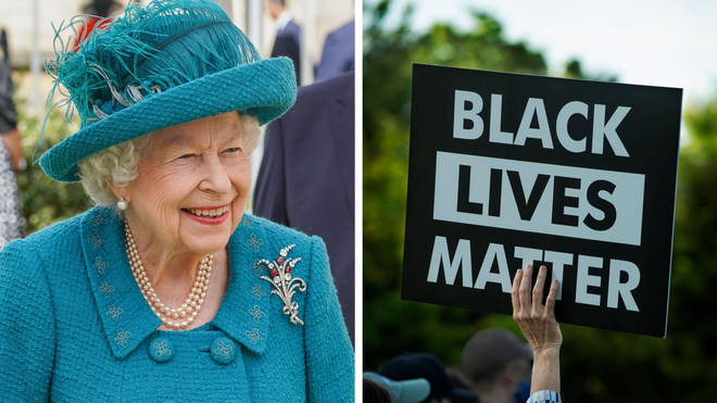 The Queen reportedly supports the Black Lives Matter movement.
