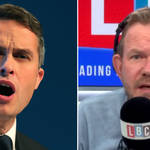 James O'Brien clashes with caller defending Gavin Williamson's mix-up of Black sportsmen