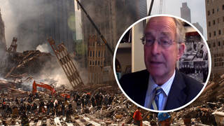 """General Lord Richards said the events of 9/11 had """"dominated"""" his professional life."""