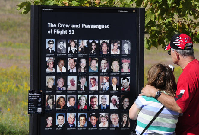 There is a memorial and visitor centre near the crash site of Flight 93