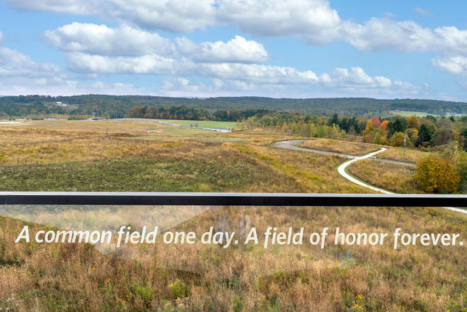 The passengers and crew of Flight 93 likely saved hundreds of lives