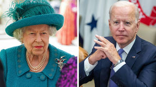 The Queen has told Joe Biden her thoughts and prayers are with the 9/11 victims