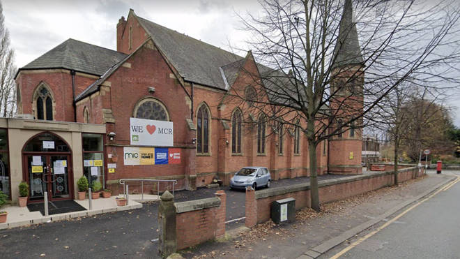 The fire at Didsbury central mosque is being treated as a hate crime.