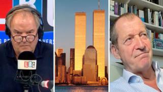 Matt Frei grills Alastair Campbell on UK's response to 9/11 and War on Terror
