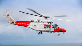 The coastguard recovered the body on Saturday