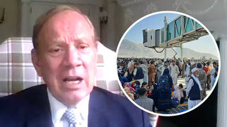 Ex-NY Governor: Afghanistan withdrawal a 'betrayal of 9/11 victims and Western civilization'
