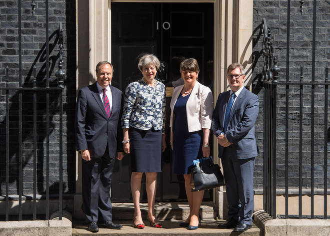 DUP and Tory deal