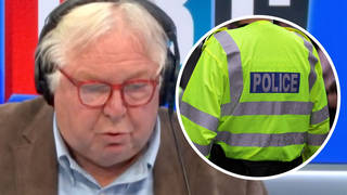 Police 'pander too much' to 'silly protests', ex-officer tells LBC