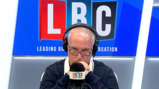 Caller's plea to repeal assisted dying law leaves LBC listeners in tears