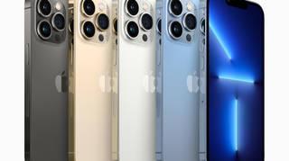 The new iPhone 13 Pro range