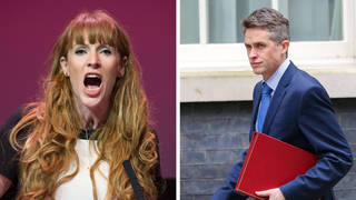 Angela Rayner has branded Gavin Williamson a 'prat' and said he should have been sacked a year ago