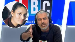 'Britain NEEDS ISIS bride Begum's help to fight terrorism' - Maajid Nawaz