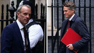 Raab and Williamson were among the big losers of Wednesday's reshuffle