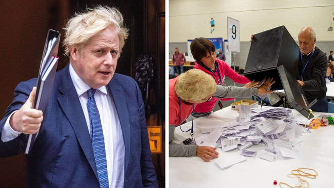 Boris Johnson is increasingly expected to call an early general election