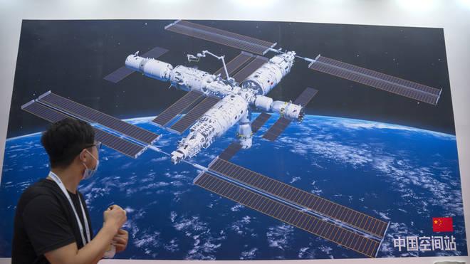 China space
