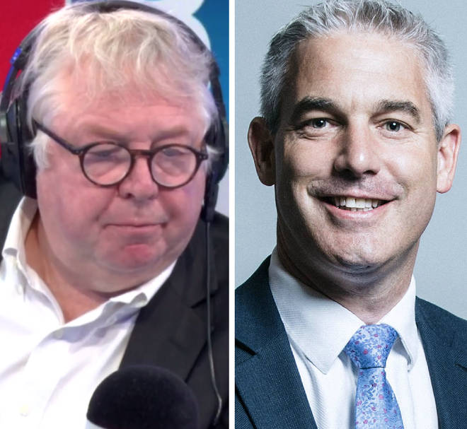 Stephen Barclay joined Nick Ferrari on Monday morning