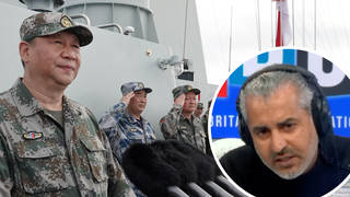Maajid Nawaz: Afghanistan withdrawal was 'strategic' to focus on China