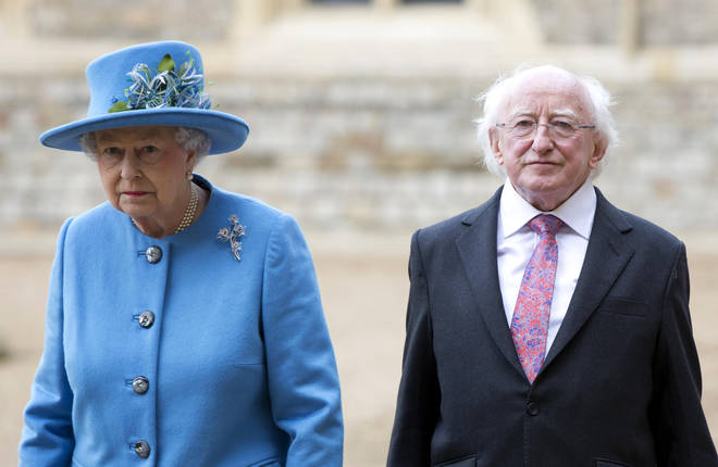 Michael D. Higgins has declined an invitation to an event commemorating the centenary of Northern Ireland