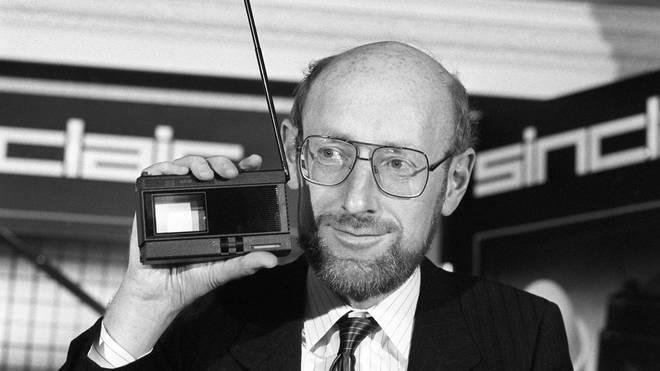 Technology – Portable Television – London