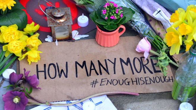 The report was commissioned after the killing of Sarah Everard, which prompted an outpouring of grief and protests to make the streets safer for women
