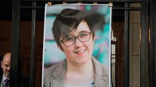 Lyra McKee was shot dead in Derry