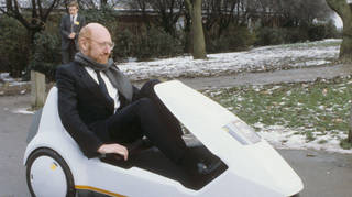 Sir Clive Sinclair has died at the age of 81
