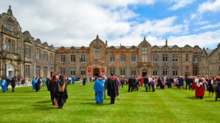 St Andrews has topped the list ahead of both Oxford and Cambridge