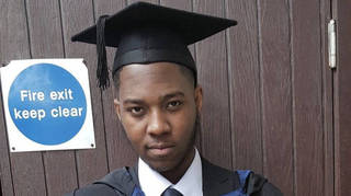David Gomo was fatally stabbed near his home in East London.