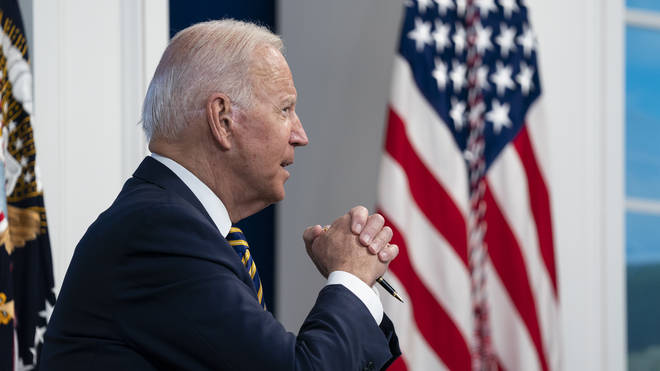 Joe Biden delivers remarks to the Major Economies Forum on Energy and Climate