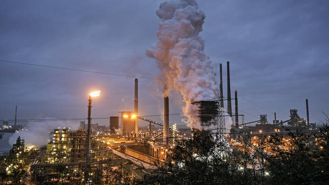 Experts say the planet has already warmed by 1.1C since pre-industrial times