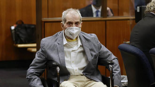 Durst, New York millionaire, found guilty of murdering best friend