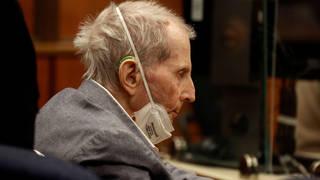 Robert Durst was found guilty of murdering his best friend 20 years ago