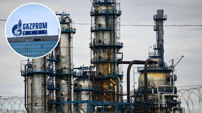 Russia's state-owned gas firm is facing an investigation