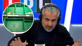 'Prepare for the worst': Maajid Nawaz' warning amid concerns of shortages and Covid