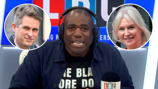 'Nadine Dorries? Really?': David Lammy dissects the Cabinet reshuffle