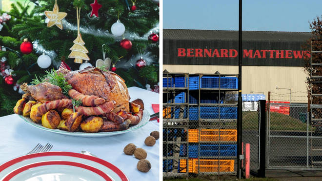 The owner of Bernard Matthews warned Christmas could be cancelled this year