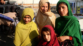 Afghan girls have been banned from returning to secondary schools.