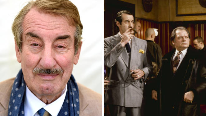 John Challis died peacefully in his sleep after a long battle with cancer, his family said