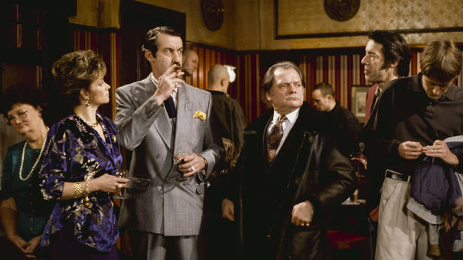 The hit sitcom ran between 1981 and 2003.