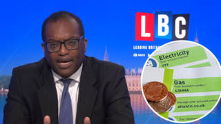 The Business Secretary was speaking to LBC
