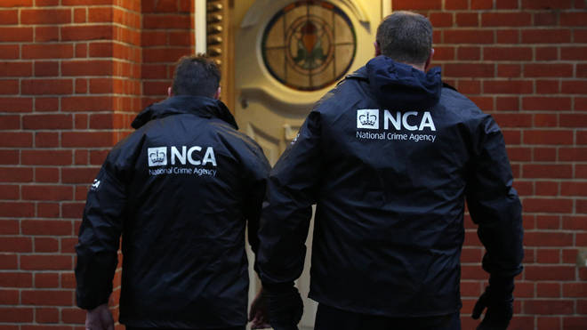 The men have been charged following a National Crime Agency investigation