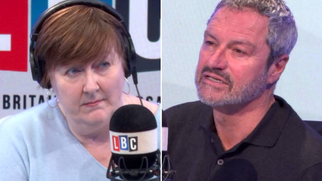Gavin Esler told Shelagh Fogarty why he's started to speak out