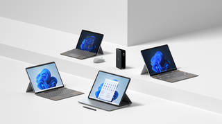 The new range of Microsoft Surface devices