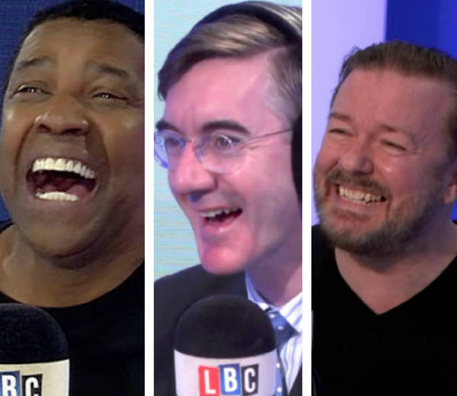 The 10 moments on LBC that made listeners laugh out loud