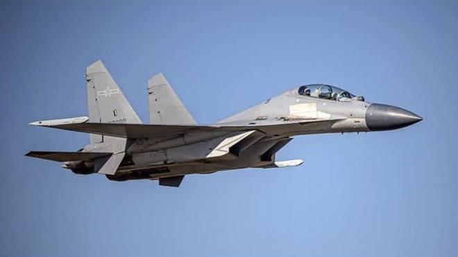 China Taiwan Jets