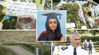 Teacher Sabina Nessa, 28, was killed while walking to meet a friend