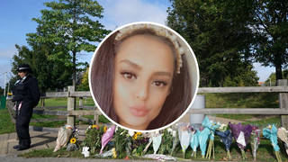 The Metropolitan Police is investigating the murder of Sabina Nessa.