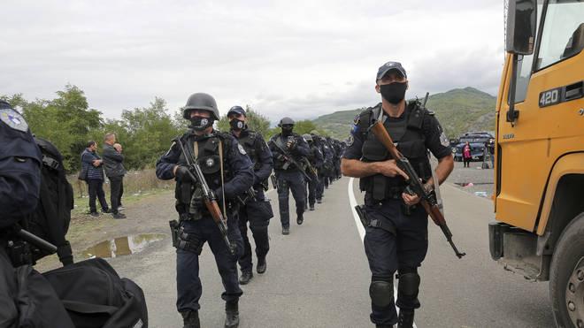 Kosovo Serbia Tensions